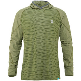 NRS H2Core Silkweight Sudadera Hombre, olive